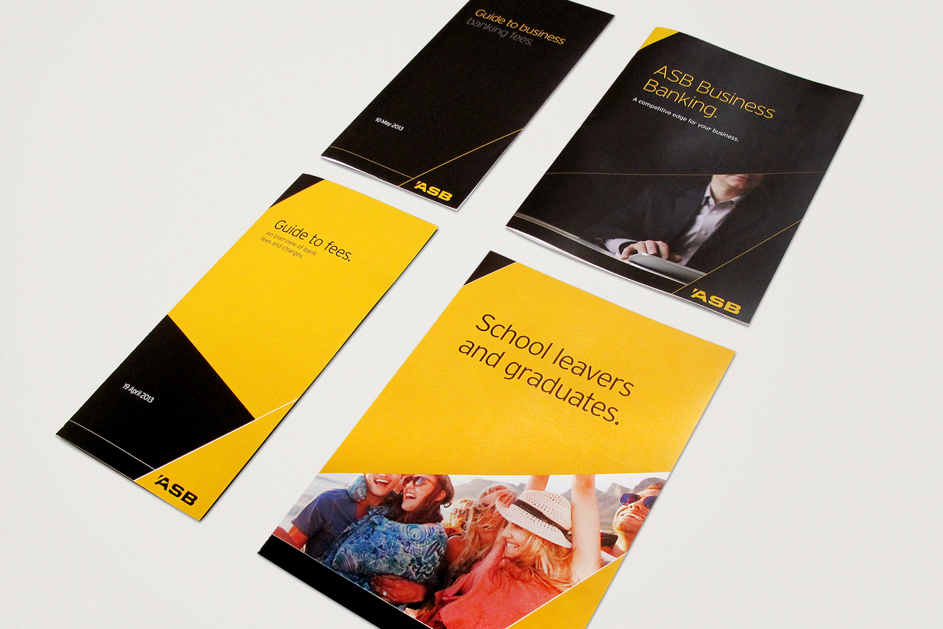 ASB Bank – Rebrand – Always Hungry