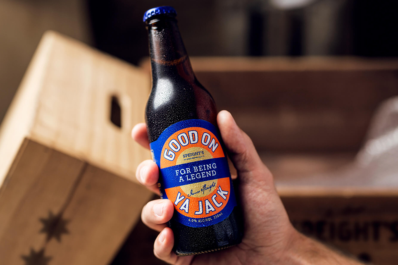 Speights Cheers Beers